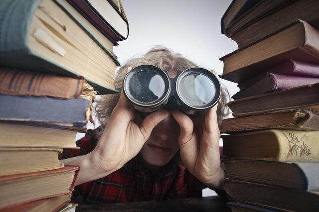 Zoek de juiste uitgever